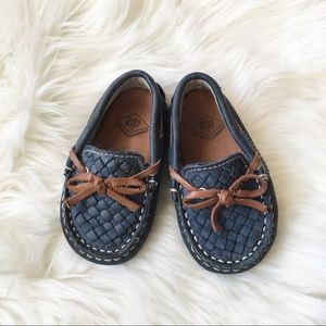 Zara Baby woven Leather Shoes